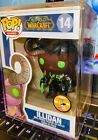 Funko Pop World of Warcraft SDCC Exclusive 2013 Illidan 14 in hard case