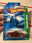 Hot Wheels 2007 Super Treasure Hunt Enzo Ferrari Red Seats 9 Of 12 Rare VHTF