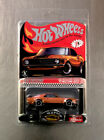 HOT WHEELS 2021 REDLINE 70 MUSTANG BOSS 302 ORANGE WITH BUTTON  IN STOCK NOW