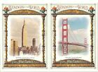 2013 Allen & Ginter Cabinet Box loader Wonders of the World 10 Different