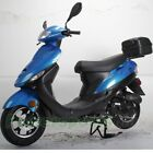 BD50QT 9A X PRO Maui 49cc Moped Scooter Electric Kick Start Local Pickup Only