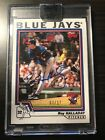2017 Topps Archives Signatures ROY HALLADAY 04 17 Blue Jays Auto Autograph