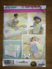 4202 SIMPLICITY SEWING PATTERN BABY ACCESSORIES QUILT PILLOW COVER WRAP  BAG