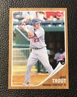 2011 TOPPS HERITAGE MINOR LEAGUE MIKE TROUT ROOKIE CARD #44 RC TRAVELERS