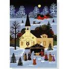 Country Nativity Holiday Boxed Cards Christmas Cards Holiday Cards Gre GOOD