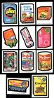 2018 Topps Wacky Packages Mars Attacks Trading Cards 21