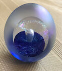 Robert Eickholt Art Glass Paperweight signed