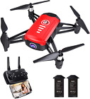 SANROCK H818 Mini Drones for Kids RC Quadcopter with 720P Real time Camera Sup