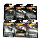Hot Wheels Exotics Diecast Exclusive 6 Cars Set 164 100 Extraordinary Years