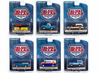 GREENLIGHT 35180 BLUE COLLAR COLLECTION SERIES 8 SET OF 6 CARS 1 64 DIECAST
