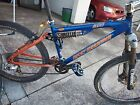 Rocky Mountain DH6 Retro Downhill ++FRAME AND SHOCK ONLY++