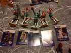 1988 Boston Celtics Starting Lineup complete set w/ trading cards Larry Bird