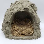 June McKenna Christmas Nativity Cave Backdrop Clay Sculpture Replacement 1988