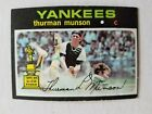 Top 10 Thurman Munson Baseball Cards 33