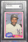 1981 Topps Traded Dave Winfield #855 New York Yankees SGC 4 VG EX