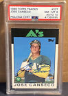 Jose Canseco Cards, Rookie Cards and Autographed Memorabilia Guide 39