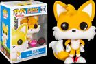Funko Pop Games: Sonic Tails Flocked Special Edition Exclusive Preorder
