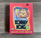 1982 Topps Donkey Kong Trading Cards Full Box First Video Game Release RARE