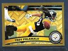10 Football Cards to Celebrate the Career of Troy Polamalu 30