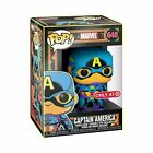 Ultimate Funko Pop Captain America Figures Checklist and Gallery 43