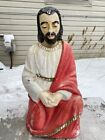VTG Joseph Blow mold Nativity light up yard decor Christmas Holiday Jesus