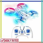 UFO MINI DRONE Small RC Quadcopter with LED Remote Control for Kids By FORCE1