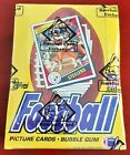 1984 Topps Football Cards Unopened Wax Box - BBCE Sealed - 36 Packs