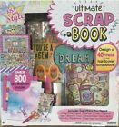 ULTIMATE SCRAP BOOK Just My Style Art Craft Stickers Gems Journal Card Making