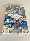 2014 Totally Certified Hobby Box - Factory Sealed - Chase OBJ, Evans, Carr RCs