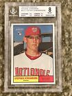 Stephen Strasburg Rookie Cards Checklist and Autograph Memorabilia Guide 23