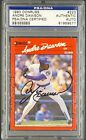 Andre Dawson Cards, Rookie Card and Autographed Memorabilia Guide 45