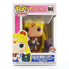 Funko POP! Sailor Moon With Moon Stick & Luna Exclusive With Soft Protector