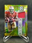 2014 Panini Spectra Frank Gore Gold Cornerstones Game Used Jersey 10 49ers