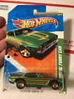 Hot Wheels 2011 Super Treasure Hunt 71 Mustang Funny Car 10 15