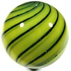 Hot House Glass banded swirl marble 170 43mm 163