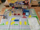 Vintage Matchbox Cars Sounds Of Service Gas Station Garage Playset 1990