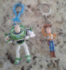 Toy Story Character Keychains. Buzz Lightyear and Woody