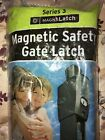 DD Technologies MagnaLatch Top Pull Pool  Child Safety Magnetic Gate Latch