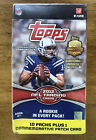 2012 Topps Football NFL EXCLUSIVE Factory Sealed Blaster Box-PATCH RELIC Card!