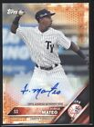 2016 Topps Pro Debut Baseball Cards 11