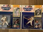 1990 SF Giants Will Clark & Kevin Mitchell Starting Lineup Unopened
