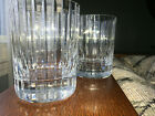 Baccarat Triple Old Fashioned Harmonie flawless 4 3 4 set of 2