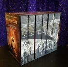 The Mortal Instruments Series by Cassandra Clare Complete Box Set Books 1 - 6