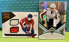 2010-11 Nicklas Backstrom Patch Jersey Relic Stick Lot 25 100 Panini Limited