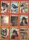1979 Topps Rocky II Trading Cards 16