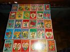 1959 Topps Funny Valentines Trading Cards 4