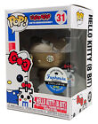 Funko Pop #31 Gold Metallic Hello Kitty 8 Bit Funhouse Custom Exclusive 1 10 A