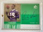 1998 SP Authentic Football Cards 8