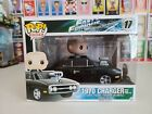 Funko Pop! Fast and Furious 1970 Charger w Dom Toretto