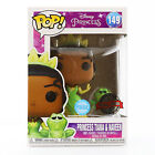 Funko POP! Disney - Princess Tiana & Naveen (Glitter) Exclusive With Protector